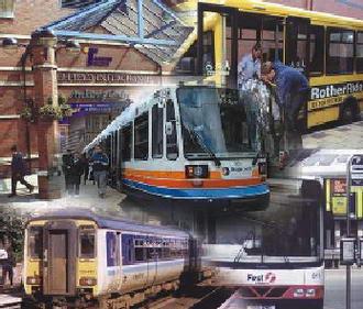 Transporte público, fuente de inspiración.