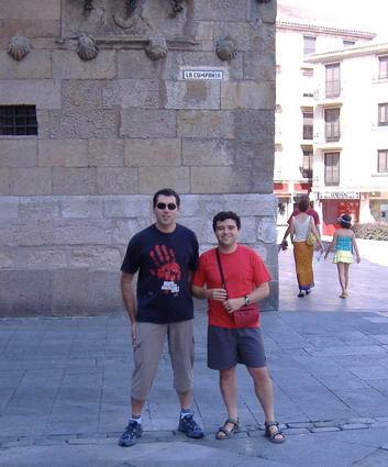 <center>El Camino siempre continua</center>
